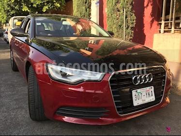 Audi A6 2.8 FSI Luxury usado (2012) color Negro precio $250,000