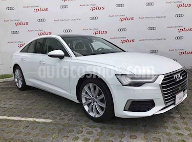 Audi A6 3.0 T Elite Quattro usado (2019) color Blanco precio $970,000