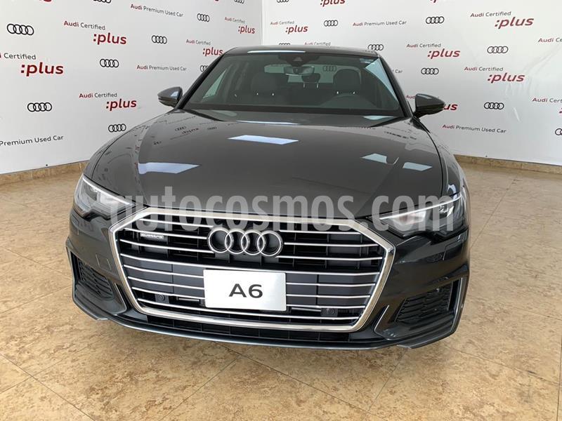 Audi A6 3.2 S Line usado (2020) color Gris Oscuro precio $1,055,904