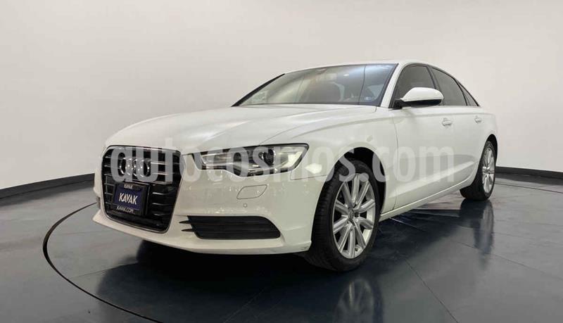 Audi A6 2.8 FSI Elite usado (2013) color Blanco precio $297,999