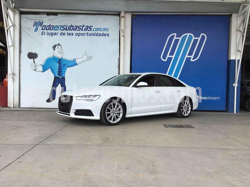 Audi A6 3.0 TDi Elite Quattro usado (2017) color Blanco precio $382,000