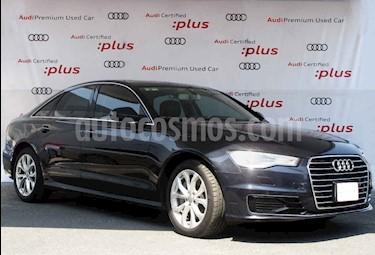 Audi A6 4p Elite L4/2.0/T Aut usado (2016) color Azul precio $399,900