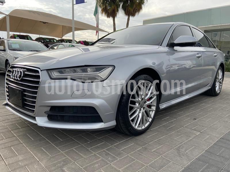 Audi A6 3.0 Elite Tiptronic Quattro usado (2017) color Plata Dorado precio $545,000