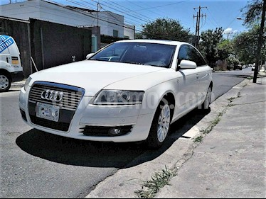 Audi A6 3.2 Elite Tiptronic Quattro usado (2007) color Blanco precio $120,000