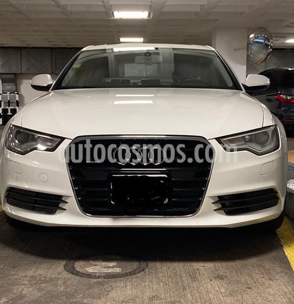 Audi A6 3.0 Elite Tiptronic Quattro usado (2013) color Blanco precio $310,000