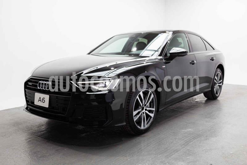 Audi A6 2.0 T FSI S-Line Multitronic (180Cv) nuevo color Negro precio $1,312,750