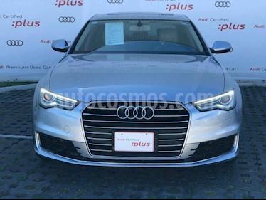 Audi A6 2.0 T FSI Elite Multitronic (180hp)  usado (2016) color Plata precio $476,010