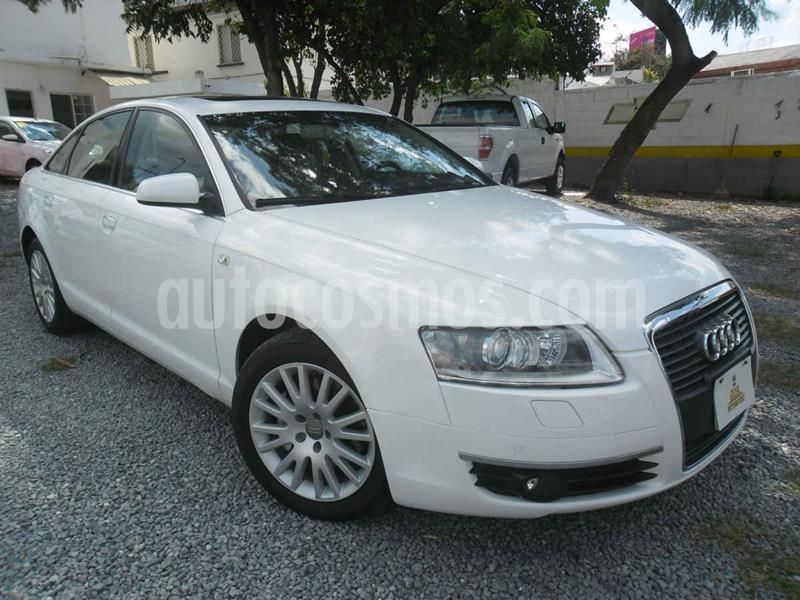 Audi A6 2.8 FSI Elite usado (2009) color Blanco precio $146,000