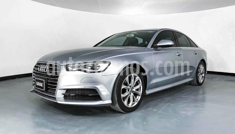 Audi A6 2.0 TFSI Elite Quattro (252hp) usado (2017) color Plata precio $504,999