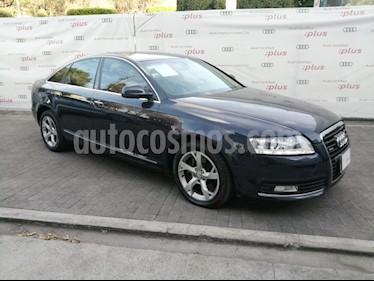 Audi A6 3.0 Elite Multitronic usado (2011) color Azul precio $190,000