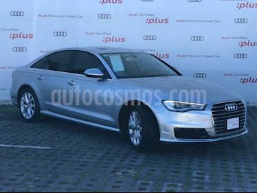 Audi A6 4p Elite L4/2.0/T Aut usado (2016) color Plata precio $378,001