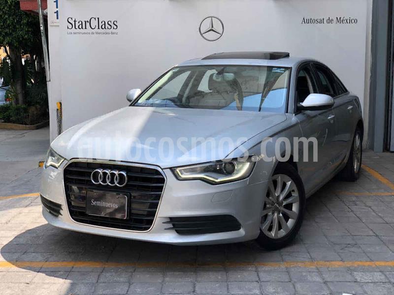 Audi A6 2.8 FSI Elite usado (2012) color Plata precio $270,000