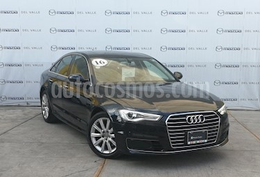 Audi A6 1.8 TFSI Luxury (190hp) usado (2016) color Negro precio $460,000