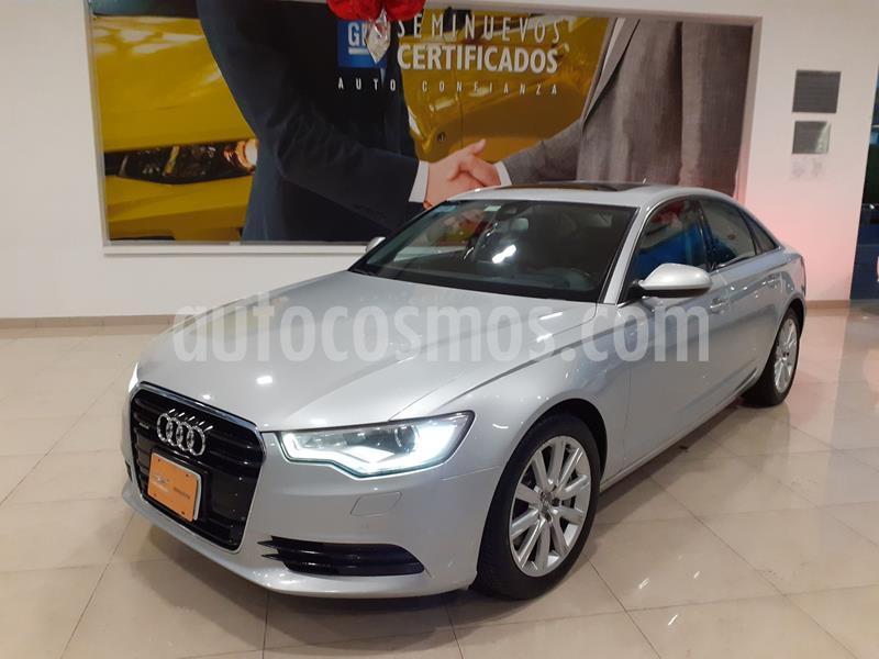 Audi A6 3.0 T Luxury Quattro usado (2012) color Plata Dorado precio $235,900