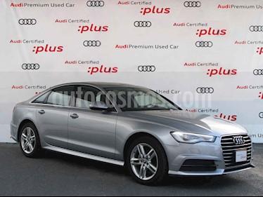 Audi A6 4p Luxury L4/1.8/T Aut usado (2018) color Plata precio $625,000