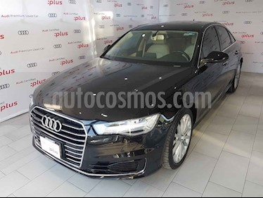 Audi A6 4p Elite V6/3.0/T Aut usado (2016) color Negro precio $525,000