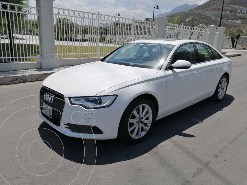 Foto Audi A6 3.0T FSI Elite Tiptronic Quattro usado (2012) color Blanco precio $219,000