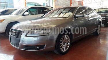 Audi A6 3.0 T Luxury Quattro usado (2005) color Gris precio $89,500