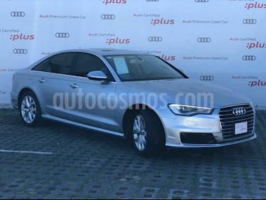 Audi A6 2.0 T FSI Elite Multitronic (180hp)  usado (2016) color Plata precio $380,001