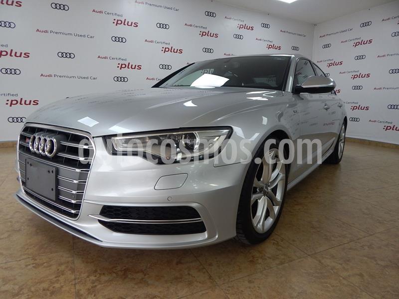 Audi A6 4.2 Titronic Quattro usado (2014) color Plata Dorado precio $490,000