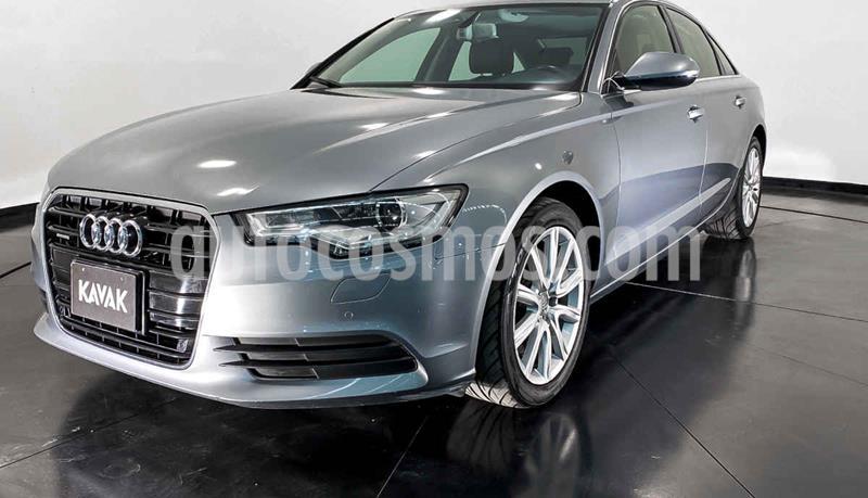 Audi A6 3.0T FSI Elite Tiptronic Quattro usado (2013) color Gris precio $344,999