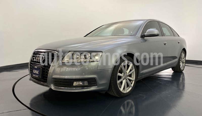 Audi A6 3.0T FSI Elite Tiptronic Quattro usado (2010) color Gris precio $224,999
