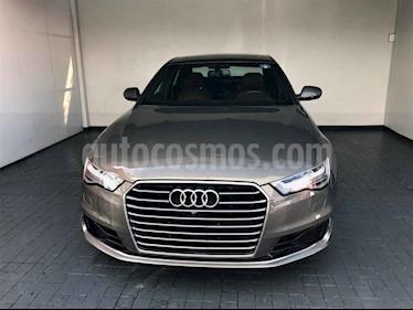 Audi A6 4p Elite L4/2.0/T Aut usado (2016) color Gris precio $459,000