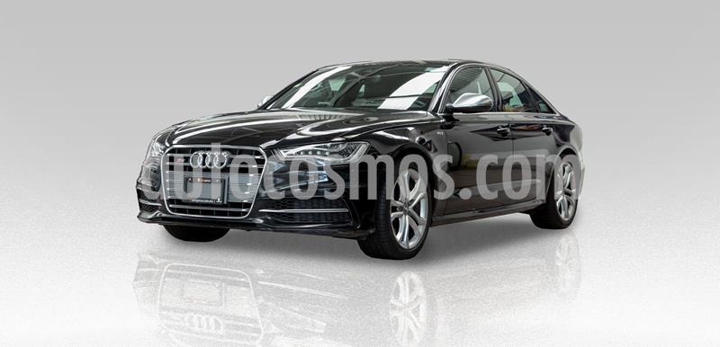 Audi A6 4.2 Titronic Quattro usado (2014) color Negro precio $378,000