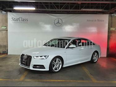 Audi A6 4p S Line V6/3.0/T Aut usado (2016) color Blanco precio $649,000