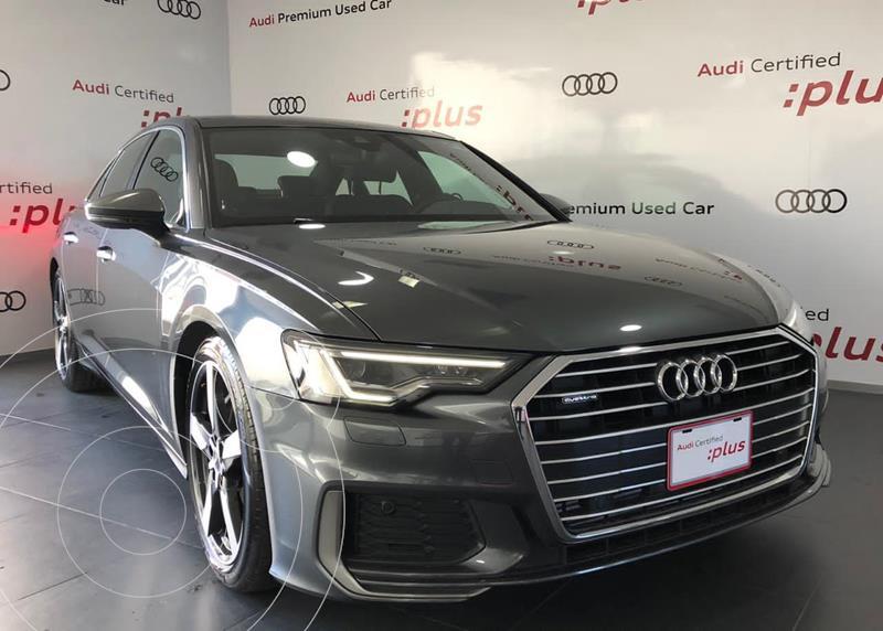 Foto Audi A6 55 TFSI S Line quattro usado (2019) color Gris precio $1,144,188