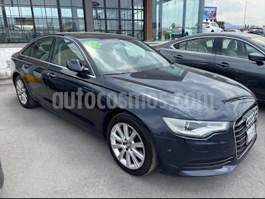 Audi A6 2.8 FSI Elite usado (2012) color Azul Electrico precio $198,000