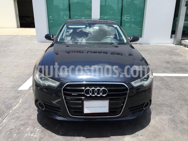 Audi A6 3.0 TDi Elite Quattro usado (2012) color Azul precio $240,000
