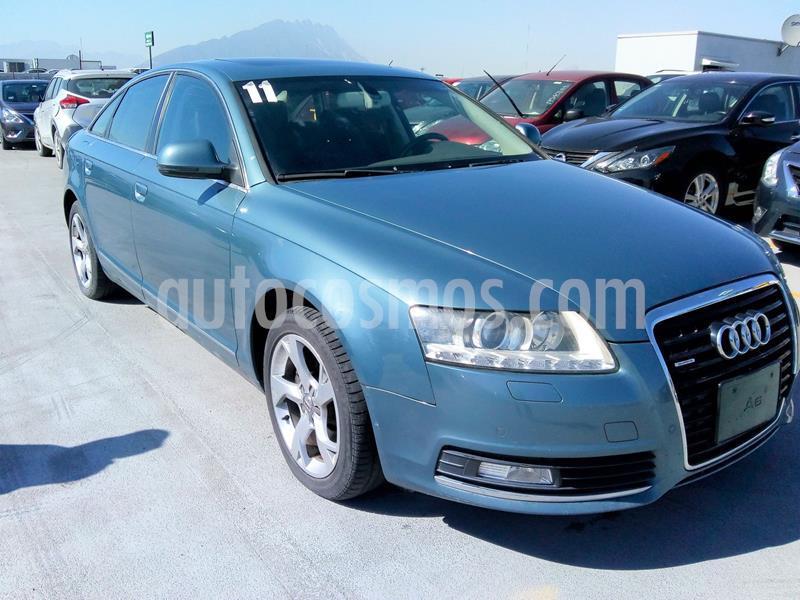 Audi A6 3.0 Elite Tiptronic Quattro usado (2011) color Azul precio $210,250