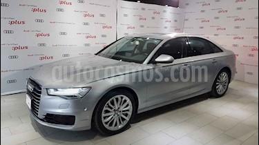 Audi A6 4p Elite V6/3.0/T Aut usado (2016) color Plata precio $490,000