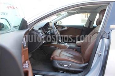 Foto venta Auto usado Audi A7 3.0T Elite (333hp) (Copia) (2016) color Plata precio $540,000