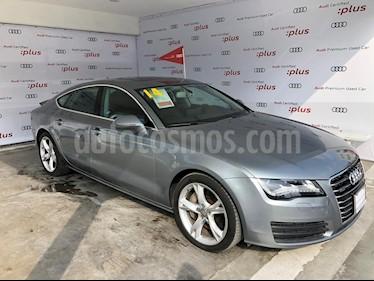 Foto venta Auto usado Audi A7 3.0T Elite (333hp) (2018) color Plata precio $499,000