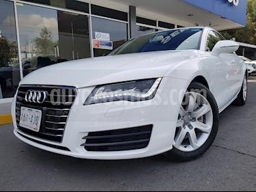 Foto venta Auto usado Audi A7 3.0T Elite (333hp) (2012) color Blanco Glaciar precio $365,000