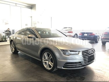 Foto venta Auto usado Audi A7 3.0T Elite (333hp) (2018) color Gris Cuarzo precio $920,000