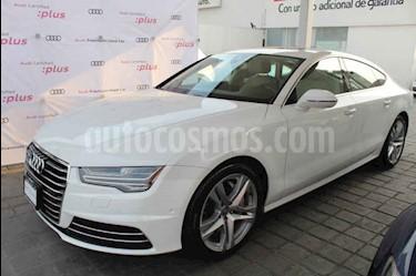Foto venta Auto usado Audi A7 3.0T Elite (333hp) (2017) color Blanco precio $670,000