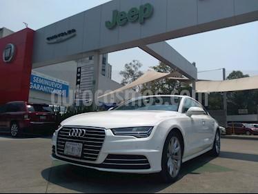 Foto venta Auto usado Audi A7 3.0T Elite (333hp) (2016) color Blanco Ibis precio $630,000