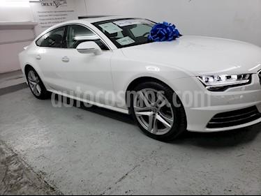 Foto venta Auto usado Audi A7 3.0T Elite (333hp) (2018) color Blanco Glaciar precio $750,000