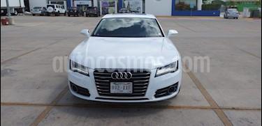 Foto Audi A7 3.0T Elite (333hp) usado (2012) color Blanco precio $339,000