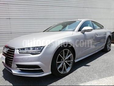 Foto venta Auto Seminuevo Audi A7 3.0T S Line (333hp) (2017) color Plata Hielo precio $970,000