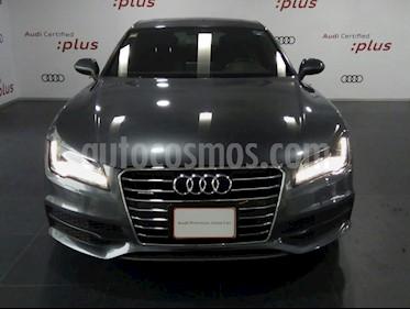 Foto Audi A7 3.0T S Line (333hp) usado (2014) color Gris precio $410,000
