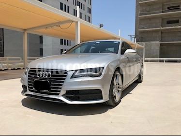 Audi A7 3.0T S Line (333hp) usado (2012) color Plata Hielo precio $395,000