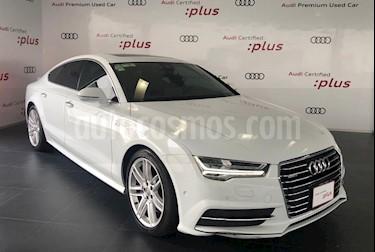 Audi A7 3.0T S Line (333hp) usado (2016) color Blanco Glaciar precio $675,000
