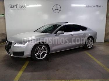 Foto venta Auto usado Audi A7 Elite (2013) color Plata precio $379,000