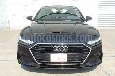 Audi A7 3.0 SB 55 TFSI S line Quattro usado (2019) color Negro precio $1,050,000