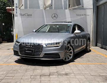 Audi A7 3.0T Elite (333hp) usado (2016) color Plata precio $520,000