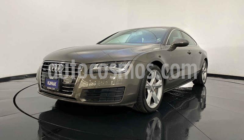 Audi A7 3.0T Elite (333hp) usado (2014) color Cafe precio $442,999